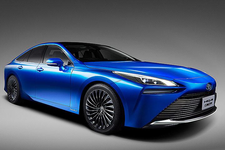 2019東京車展 量產版明年底推出 Toyota Mirai Concept概念車