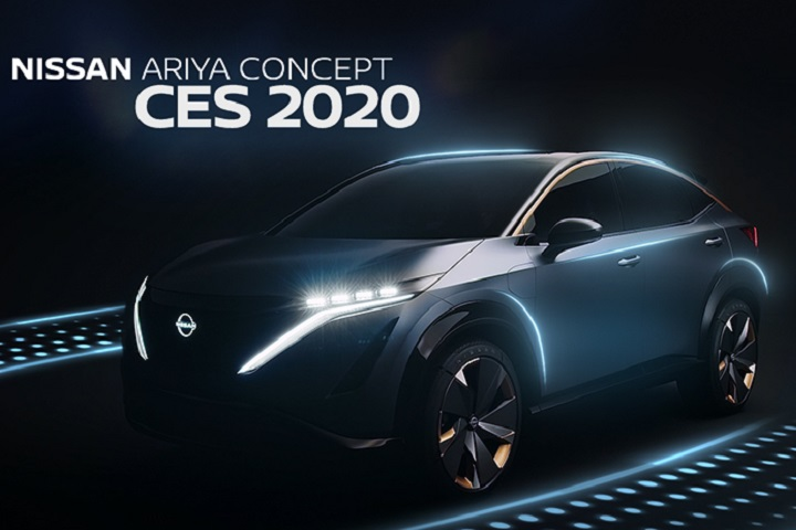 2020 CES:结合GT-R与Patrol的优点,Nissan发表e-4orce电动四驱系统