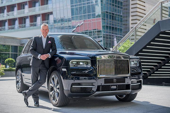 品牌年销成长25%、新Ghost年中登场,Rolls-Royce于2019年交出破纪录成绩