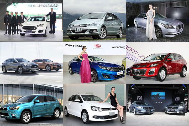 那些年黯然下台的车款...细数2010年代在台湾本应常贩、最后却不超过3年就停产或停售的短命车系