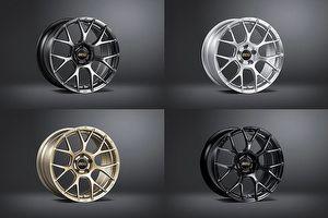 BBS發表最新鍛造輪圈產品「RE-V7」