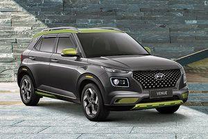 3月份配件套裝促銷,Hyundai Venue升級都會探險套件優惠價3萬元