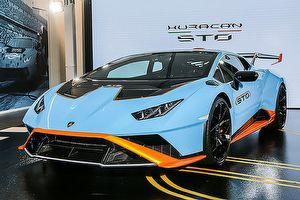 臺灣預計9月發表,Bridgestone普利司通輪胎Potenza Sport取得Lamborghini Huracán STO獨家原廠胎供應