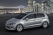 預覽Golf Plus接班人,VW Golf Sportsvan亮相