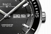 2015 Pre-Basel:Ball Watch 全新BMW系列Timetrekker腕錶