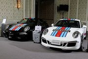 黑白雙煞 Martini Racing Porsche 911 Carrera S