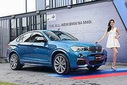 M Performance Automobiles性能休旅再一章,BMW X4 M40i售價355萬上市
