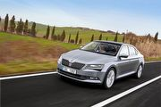 2017年式Škoda Superb登場,配備有感升級