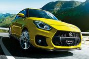 小鋼砲開賣!Suzuki Swift Sport定9月20在日本上市