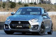 Suzuki Swift Sport操控性能更硬派,KYB推出Real Sport Damper Spec TR競技型避震器