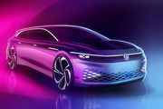 VW ID家族新成員,ID. Space Vizzion旅行車