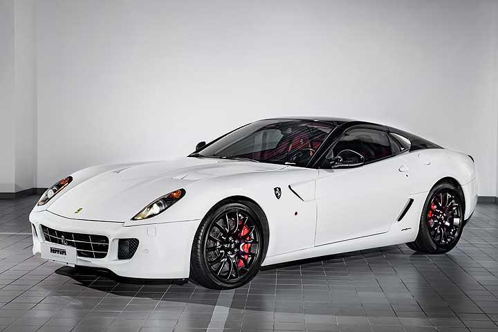 收藏首選:2010 Ferrari 599