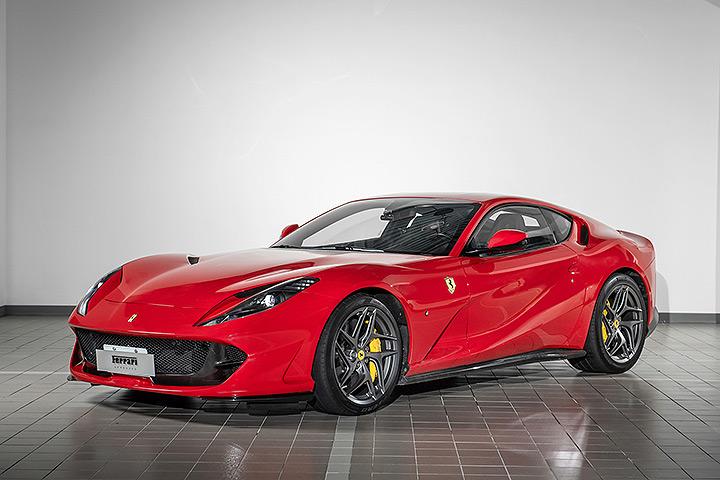收藏首選:2017 Ferrari 812 Superfast
