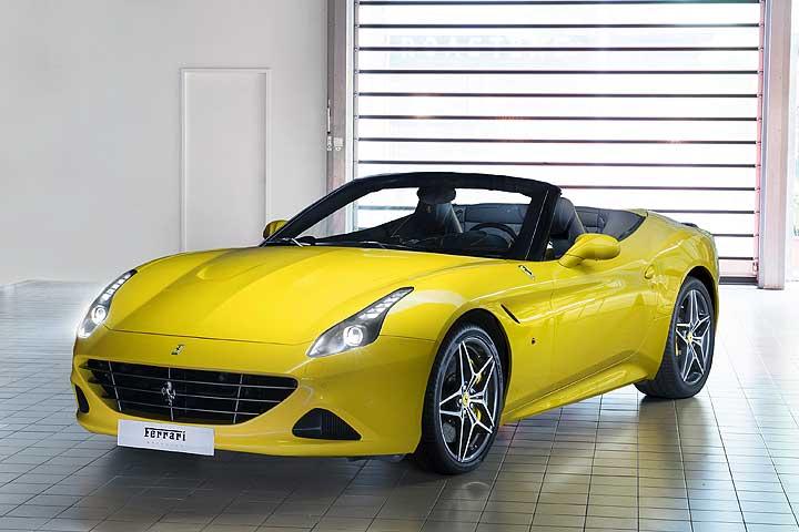 收藏首選:2016 Ferrari California T HS