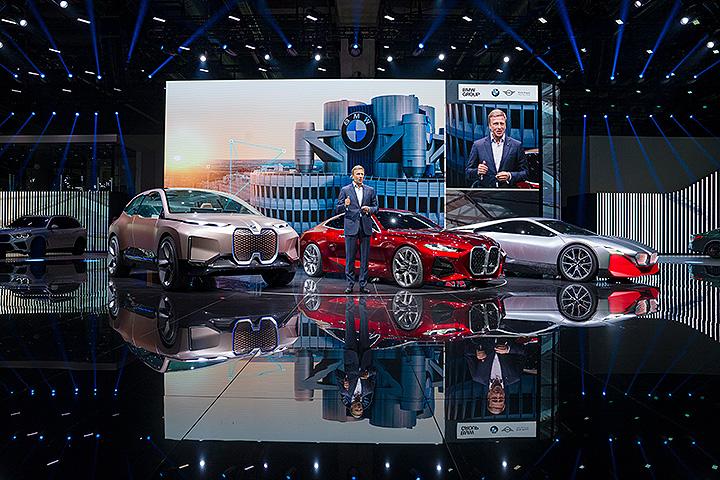 2019法蘭克福車展:預覽品牌未來可能,BMW i Hydrogen NEXT、Concept 4