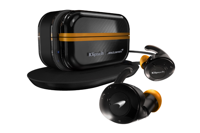 Klipsch x McLaren聯名款T5 II True Wireless Sport真無線耳機