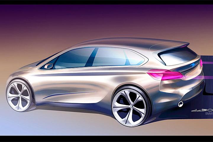 BMW新世代前驅大軍蓄勢待發,大改X1插電式、2 Series Active Tourer測試車再現身