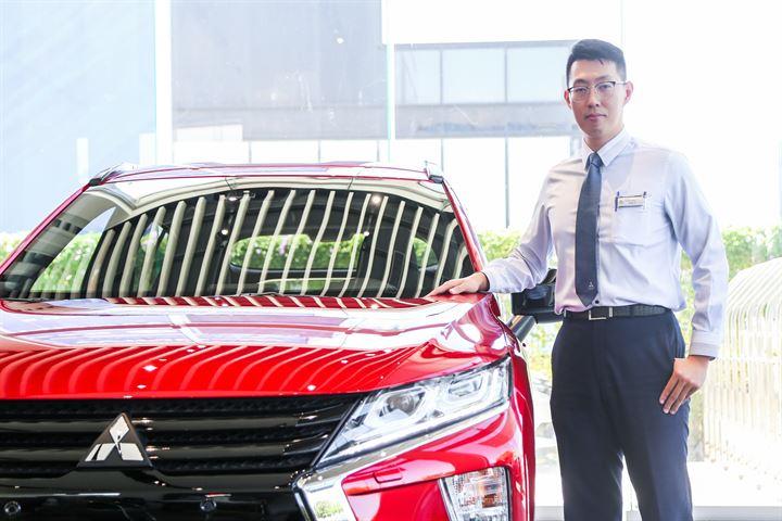對客戶負責,不是對品牌負責─Mitsubishi順益汽車好業代 張家洪