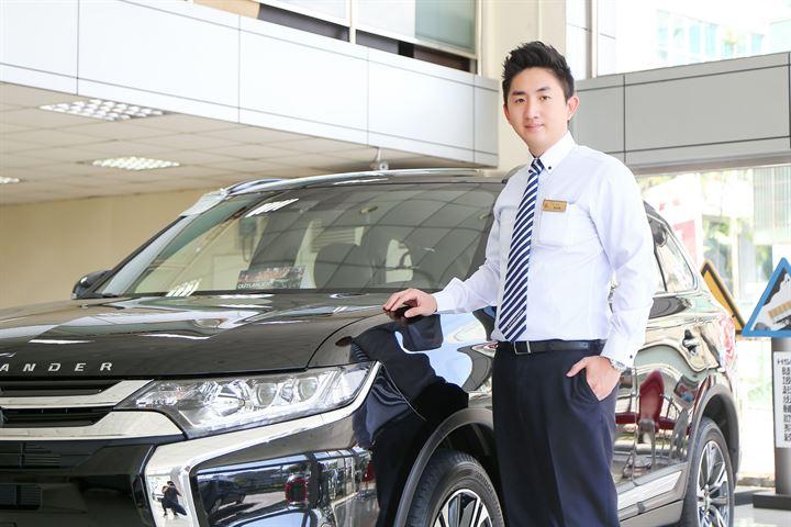 人與人之間互動的珍貴-Mitsubishi匯豐汽車汐止營業所 謝孟翰