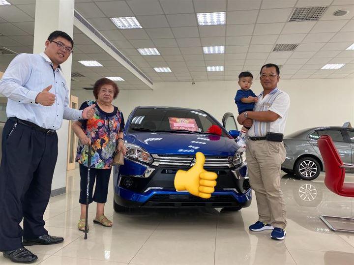感謝親愛的車友介紹自己的岳父跟阿慶購車