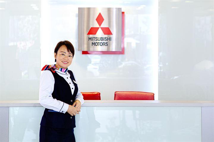 從零開始,Mitsubishi順益汽車高屏區民族所詹月君
