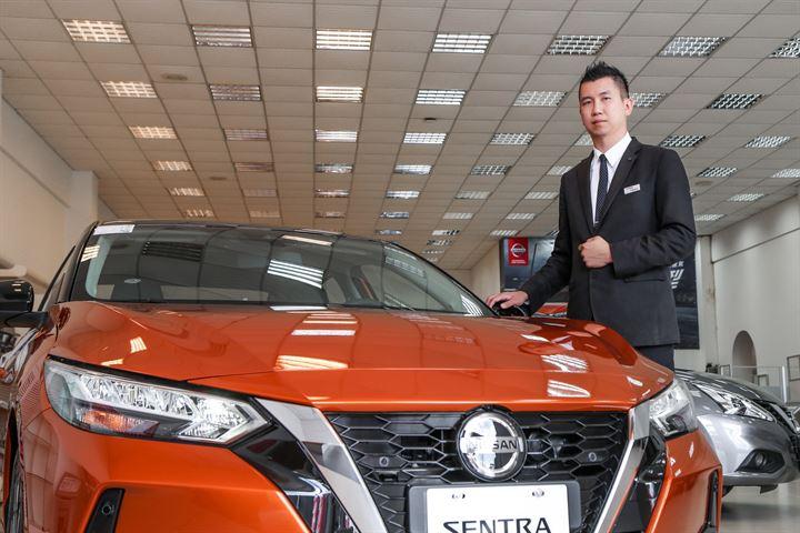 國產車也能提供豪華品牌般的服務─Nissan羅東營業所 劉懿烝
