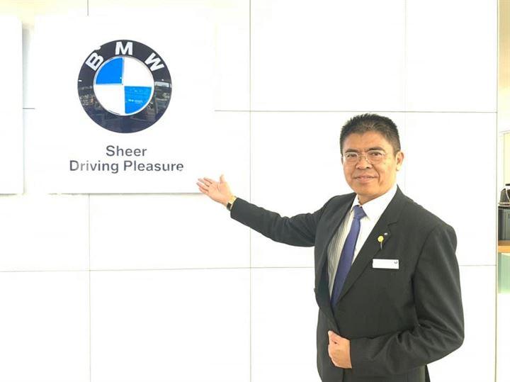 多年經驗專業量身規畫,細心服務的好夥伴–BMW汽車好業代 陳永宗