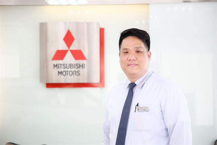 愛車大小事,交給小田來服務!–Mitsubishi汽車好業代 田振緯