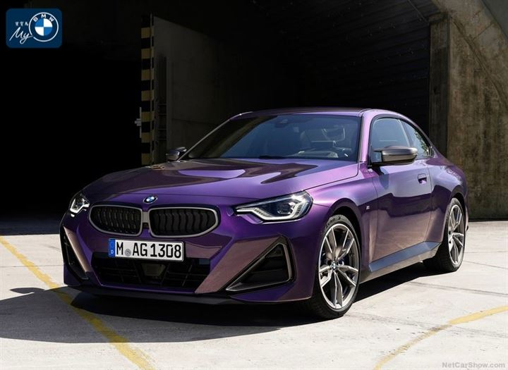 BMW全新世代2系列Coupé正式發表🎊