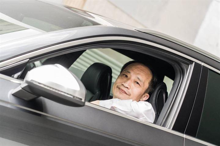 認同Audi的安全、推廣給更多朋友,Audi新莊展示中心吳明威