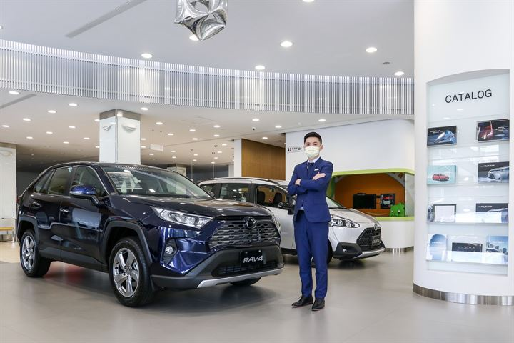 細心、誠懇、踏實,成就客戶服務新價值-Toyota羅東營業所 吳智翔