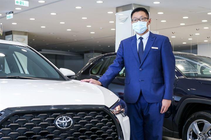 土親人親,提供客戶最在地化的熱忱購車服務-Toyota羅東營業所 黃柏瑋