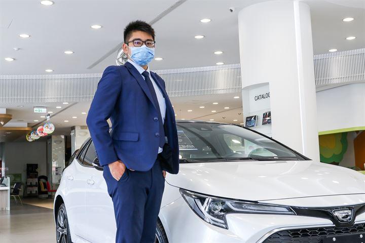 紮實的職場訓練,建構最出色的客戶服務表現- Toyota羅東營業所 江孟軒