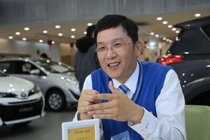 副所長重回第一線,再展新車銷售的熱忱─Toyota桃園營業所銷售課長 張君豪