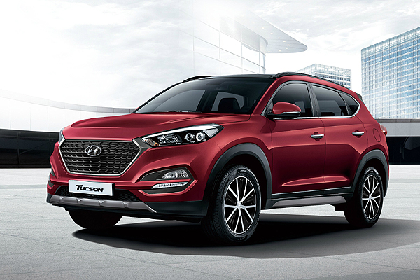 hyundai tucson u car. Black Bedroom Furniture Sets. Home Design Ideas