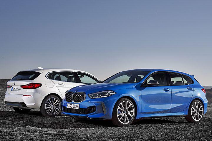 新一代 1 Series 在車身尺碼略有調整,也不再提供前代擁有的 3 門車型、而是僅有 5 門車型設定。